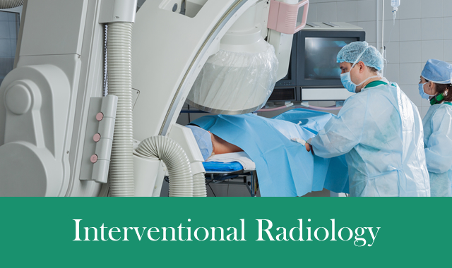 Interventional Radiology at Medical Center Radiology Group of Orlando FL